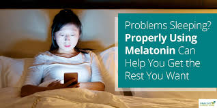 how long before bed should you take melatonin problems sleeping properly using melatonin can help you get the