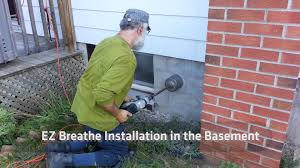 ez breathe ventilation system installation instructions youtube