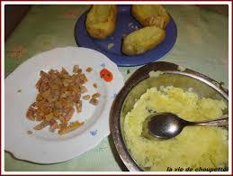 cuisiner le hareng frais pommes de terre farcies aux harengs fumes a l huile et aux