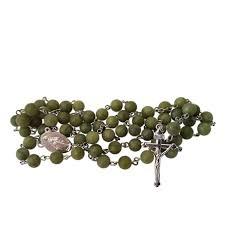 connemara marble rosary rosary connemara marble