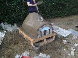 Diy Backyard Pizza Oven by Diy Outdoor Project Pizza Oven Icreatived