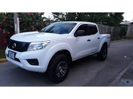 frontier nissan 2017 used car nissan frontier nicaragua 2017 ganga vendo nissan