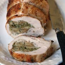 stuffed turkey breast recipe saveur