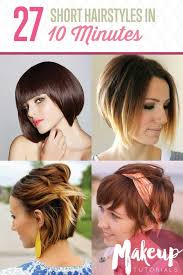 449 best hairstyles for short hair images on pinterest diy