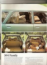 peugeot 504 interior family motoring pug 504 bodywork begins autoshite autoshite