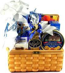 hanukkah gift baskets hanukkah treasures kosher gift basket