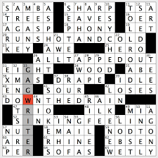 rex parker does the nyt crossword puzzle letter carrier at