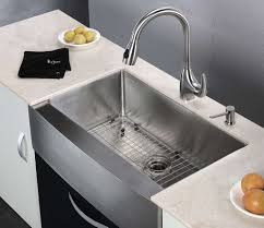 Kraus Kitchen Sinks Stainless Steel Kitchen Sink Kraus 30 Inch Sink Best