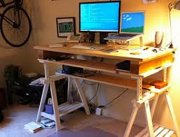 Standing Desk Chairs Alternatives To Sitting In A Desk Chair Networx