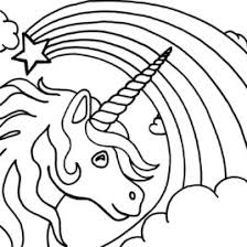 free printable unicorn coloring pages for kids color sheets for