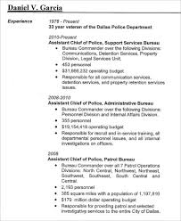 Police Chief Resume Examples by Police Resume X 425 Police Officer Resume Skills Police Officer