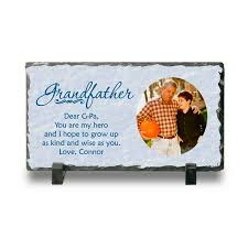 personalized keepsake gifts personalized photo slate plaque for personalized