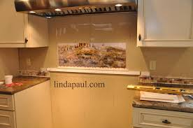How To Install A Kitchen Island How To Install Ceramic Tile Backsplash In Kitchen Home And Interior