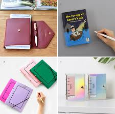 our favourite korean stationery picks to prep you for 2018