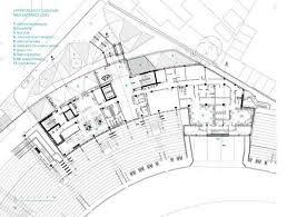 stadium floor plan aeccafe archshowcase