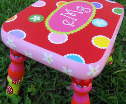 Shipping A Rocking Chair A Custom Painted Foot Stool Just For You Free Shipping 85 00