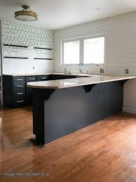Is It Hard To Install Kitchen Cabinets How To Install Heavy Duty Floating Shelves For The Kitchen