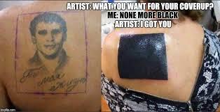 Tattoo Fantasy Island Meme - tattoo fantasy island meme generator mne vse pohuj