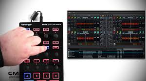 behringer video manual cmd dv 1 fx section youtube