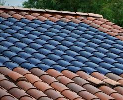 Flat Tile Roof Pictures by Roof Tile Solar Panels Cost Koukuujinja Net
