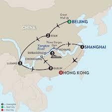 China River Map yangtze river cruise avalon china river cruises