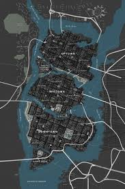 Minecraft New York City Map by Best 25 Gotham Map Ideas On Pinterest Gotham City Map Uk Map