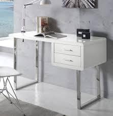 bureau moderne blanc bureau moderne blanc brillant obade lestendances fr