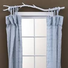 Easy Way To Hang Curtains Decorating 10 Ways To Decorate With Twigs Easy And Cabin
