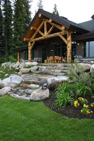 Rustic Landscaping Ideas For A Backyard Spectacular Rustic Landscape Designs That Will Leave You Breathless