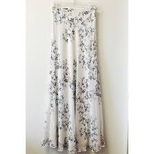 Lauren Conrad Bathroom by 64 Off Lc Lauren Conrad Dresses U0026 Skirts Lc Runway Floral Maxi