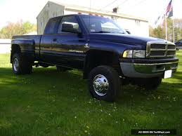1996 dodge ram pickup 3500 specs and photos strongauto