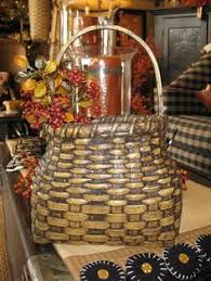 cotton and white pumpkin in a basket country home pinterest