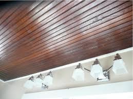 wood paneling ceiling veneered wood ceiling panels white wall