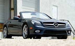 mercedes benz sl550 review 2011 mercedes sl550 test u2013 car and driver