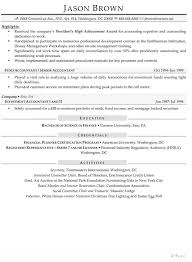 Senior Accountant Resume Sample by Auditing Resume Examples Resume Professional Writers