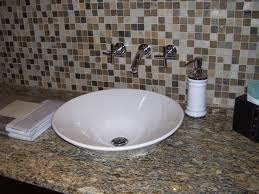 bathroom bowl sinks pfister ashfield vessel single hole