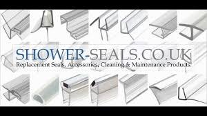 Replacement Shower Door Sweep by Jw Design Replacement Shower Seals U0026 Thresholds Youtube