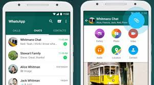 android preview whatsapp update brings starred messages rich preview to android