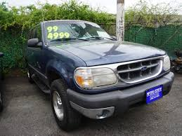 1999 ford explorer 4 door 1999 ford explorer suv in jersey for sale 15 used cars from