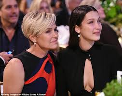 yolanda foster hair how to cut and style bella and anwar hadid both have lyme disease yolanda foster