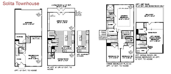 solita townhouse floorplan gita u0027s page