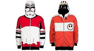 new star wars hoodies by marc ecko turn everyone into a jedi