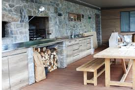 outdoor k che edelstahl awesome outdoor kãƒâ che holz contemporary milbank us milbank us