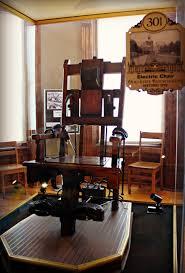 Ohio State Chair The Ohio State Reformatory Aka Shawshank The Little Things Journal