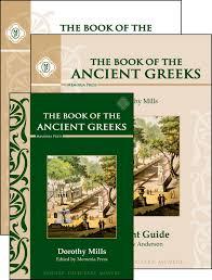 the book of the ancient greeks set memoria press
