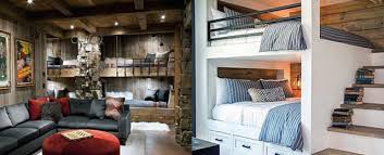 Best Bunk Bed Design Top 70 Best Bunk Bed Ideas Space Saving Bedroom Designs