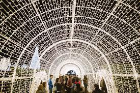 vancouver christmas light maze making magic with enchant the agency media blog medium