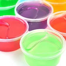 online shop 1pcs random color crystal non toxic playdough slime
