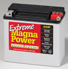 magna power high performance agm maintence free battery for sale