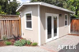 Garden Shed Office Office Storage Shed In Rose Garden San Jose U2013 Creative Concepts